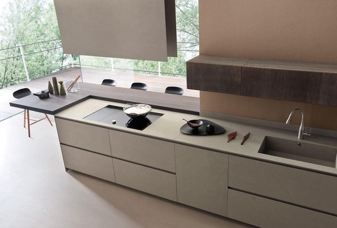 Arredamento in kerlite sistema arreda - Cucine in kerlite ...