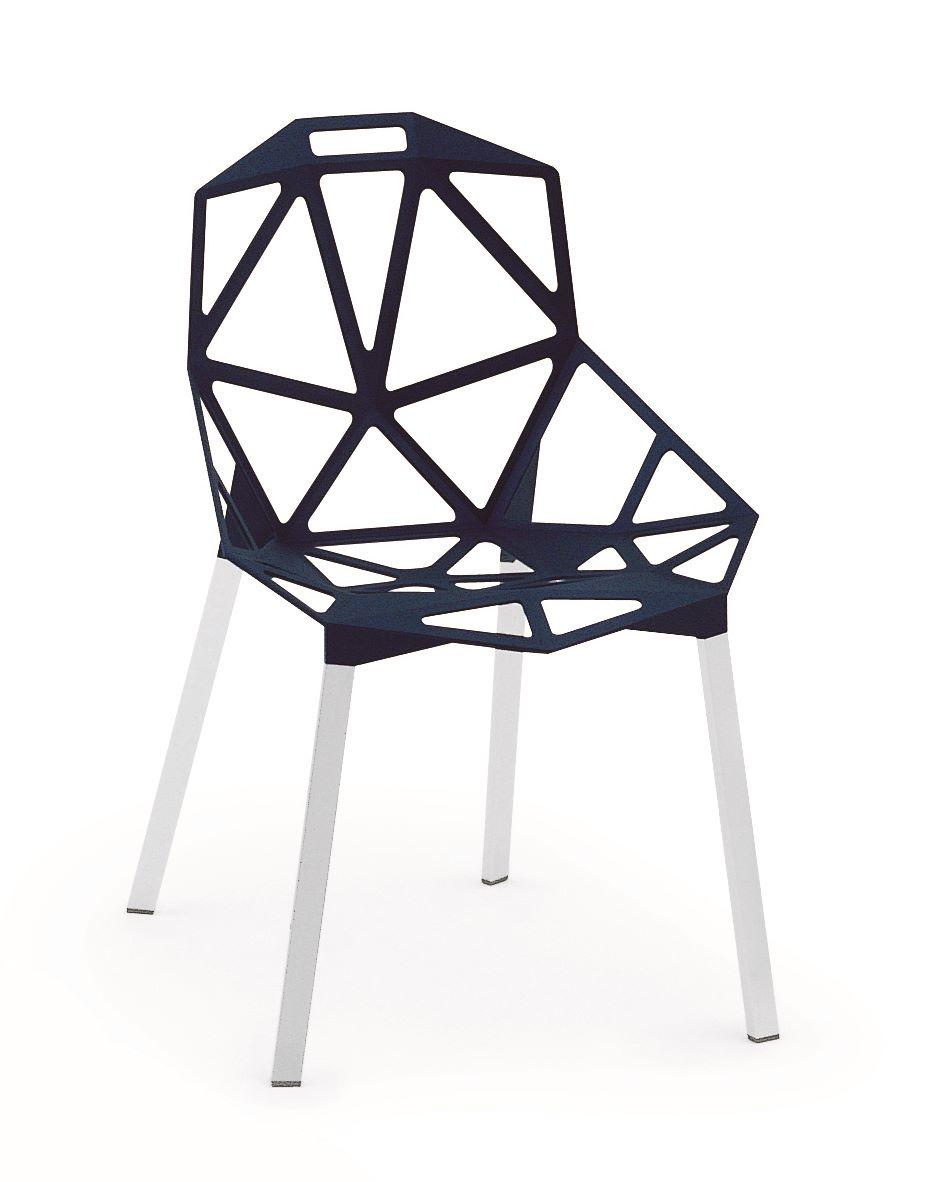 Chair one magis sistema arreda shop arredamento for Magis stuhl