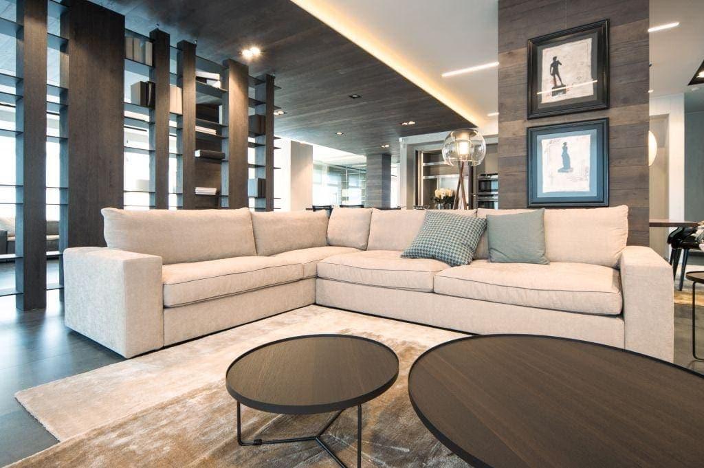 Sistema arreda arredamento di qualit a brescia e provincia - Colore divano pavimento cotto ...