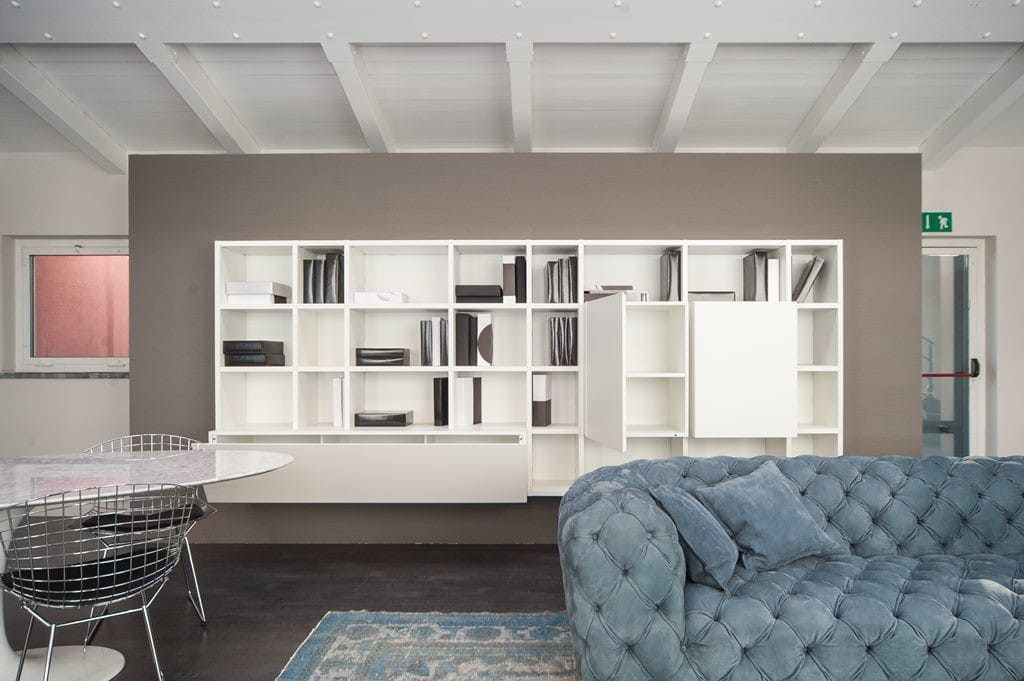 Libreria selecta lema sistema arreda outlet arredamento for Libreria lema