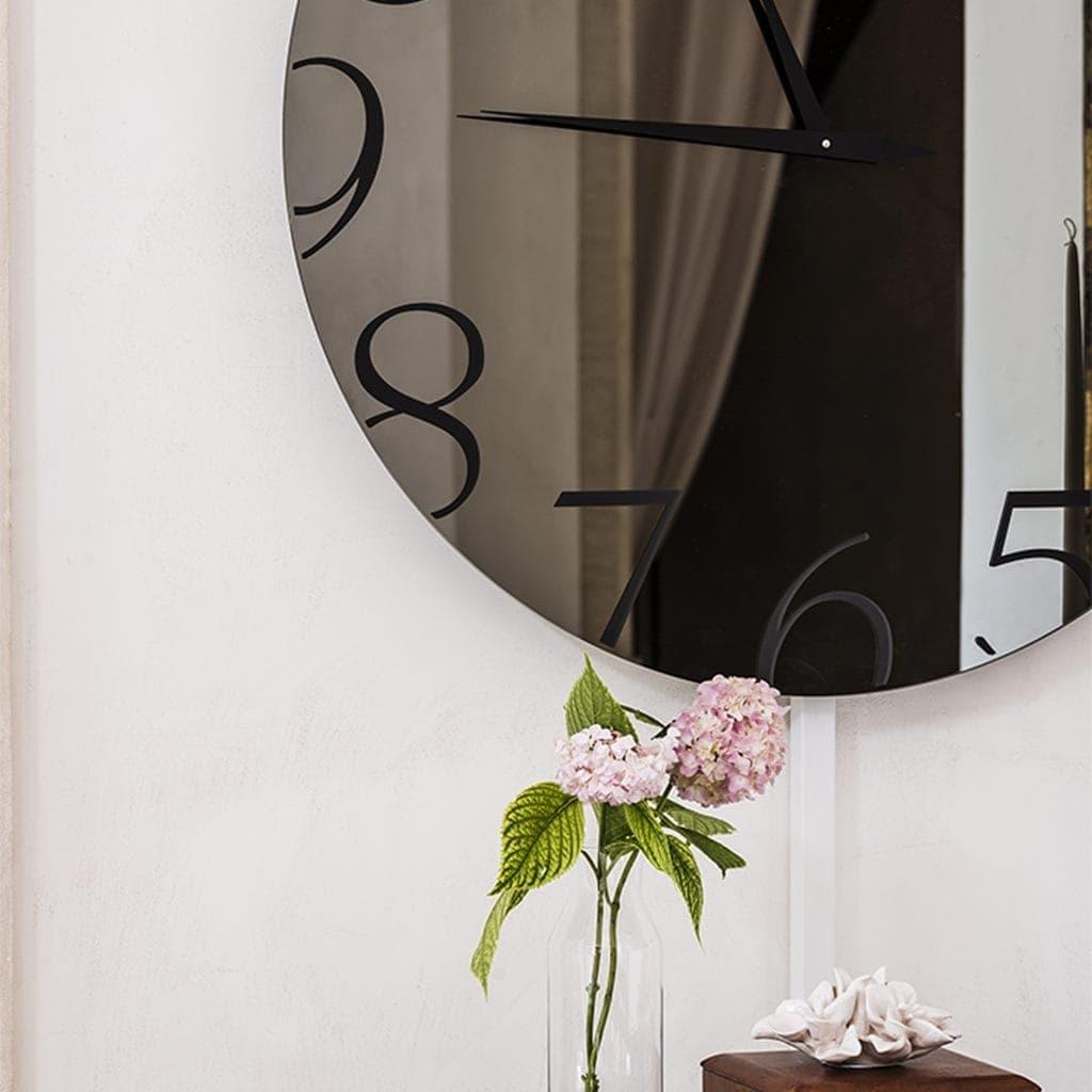 Specchio orologio moment cattelan sistema arreda shop - Orologio a specchio ...