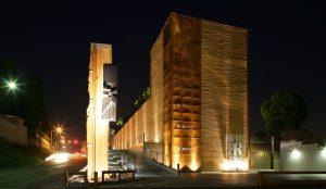 La sede del museo e del nuovo showroom di Riva 1920