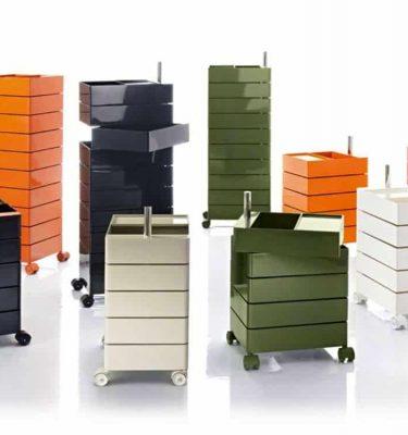 cassettiera 360 container magis vari colori