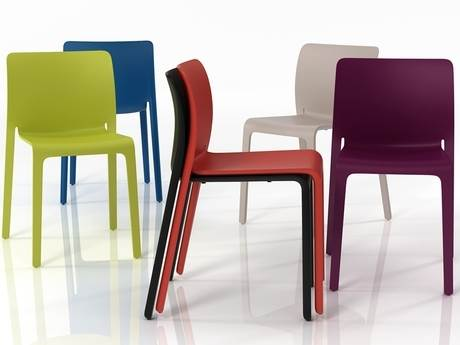 sedia first chair magis vari colori