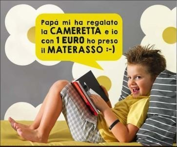 promozione cameretta doimo
