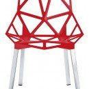 sedia-chair-one-magis-rossa