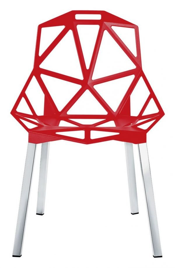 sedia chair one magis rossa