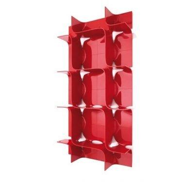 libreria tide magis rossa verticale