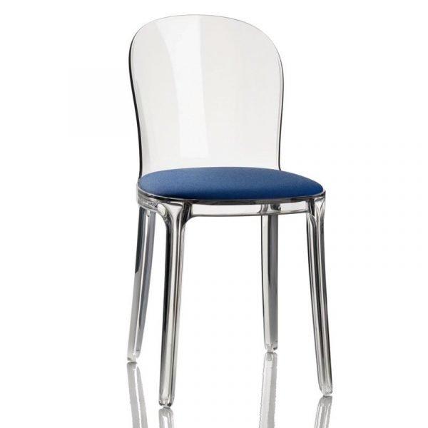 vanity chair magis vari colori blue