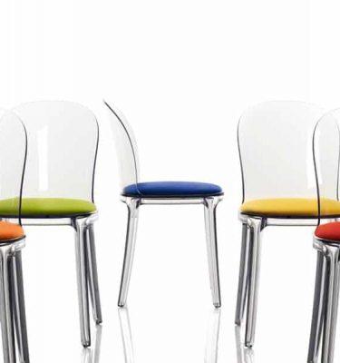 vanity chair magis vari colori