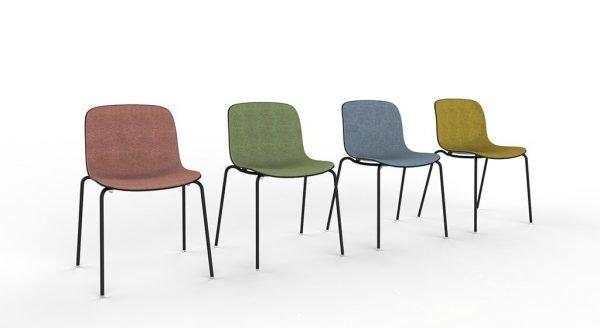 sedie troy magis vari colori senza bracciolo