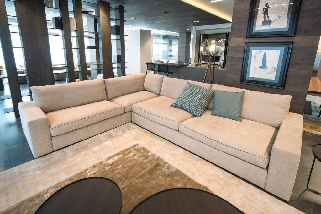 Flexteam divani: comodità artigianale