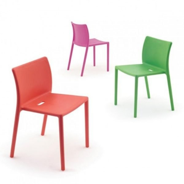 sedia air chair magis vari colori
