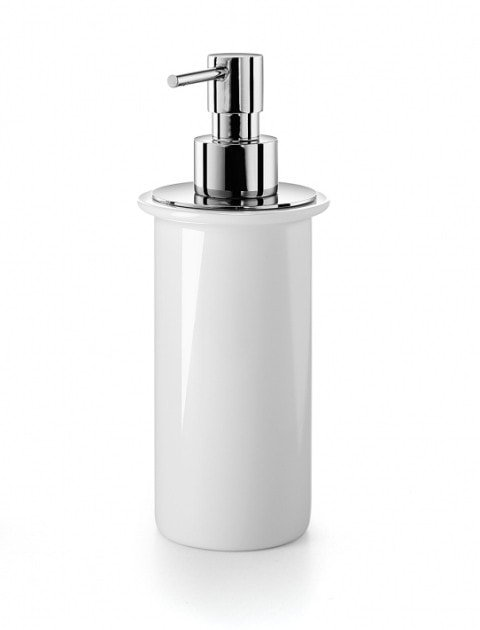 dispenser 200 ml duemila lineabeta porcellana bianco