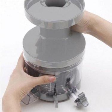 estrattore di succo smeg montaggio