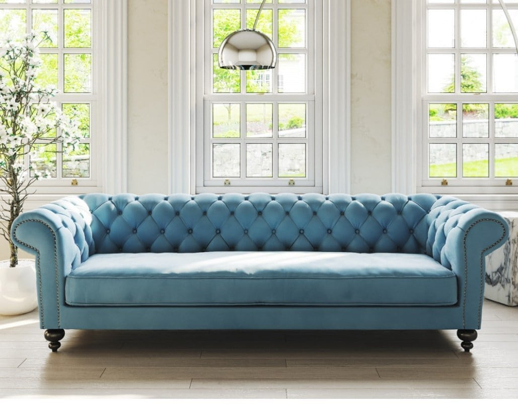 Baxter Sofa Chesterfield