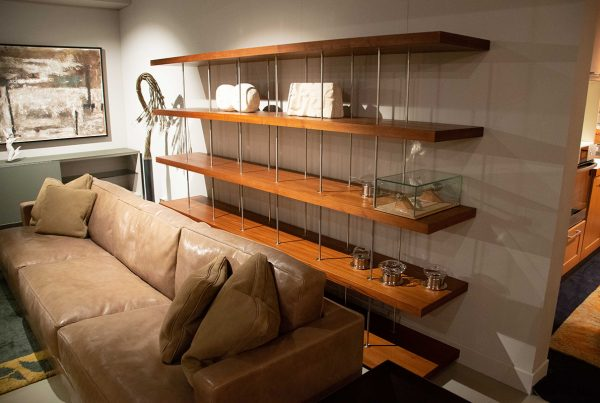 Libreria Piano Design Riva1920