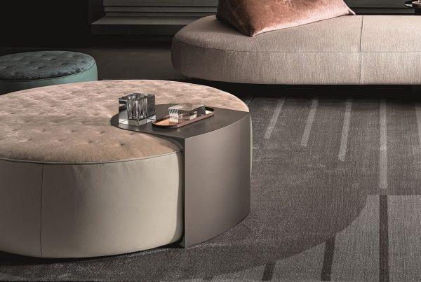 Tavolino pouf Clip Set – Ditre